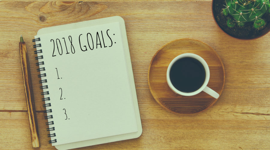 How to Set Bold Career Goals for 2018