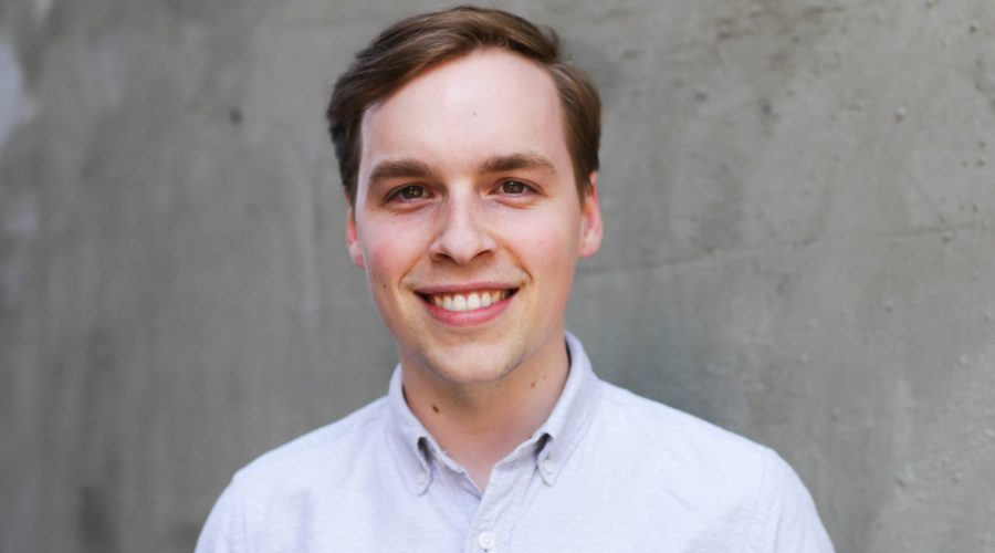 My First Job in Tech Q&A: Spencer Hamilton, Front-End Developer at Jane